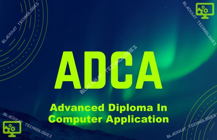 ADCA Summer Training Patna