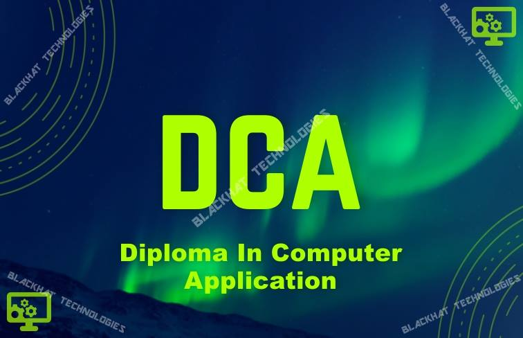 DCA Training Patna