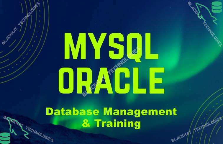 MySQL ORACLE DATABASE Summer Training Patna