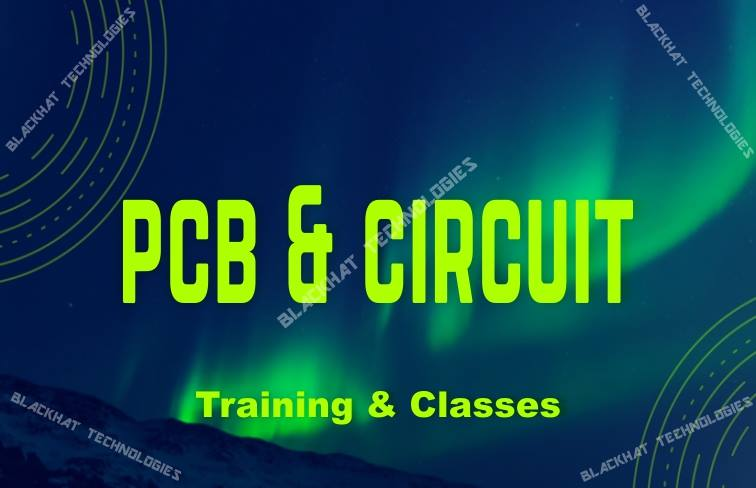 PCB And Circuit Designing Summer Training Patna